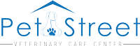 Pet Street Veterinary Care Center Logo