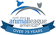 north shore animal league Logo