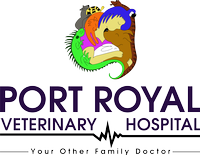 Port Royal Veterinary Hospital Logo