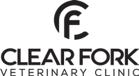 Clear Fork Veterinary Clinic Logo