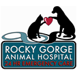 Rocky Gorge Animal Hospital Logo